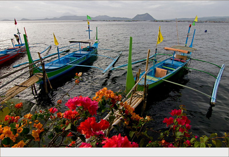 transport to Taal